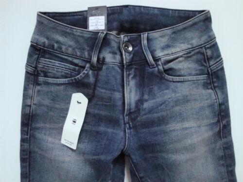 star W27 Jeans Mid W30 Neu W26 W29 Midge cody Blau G D W32 Stretch qgwdqz