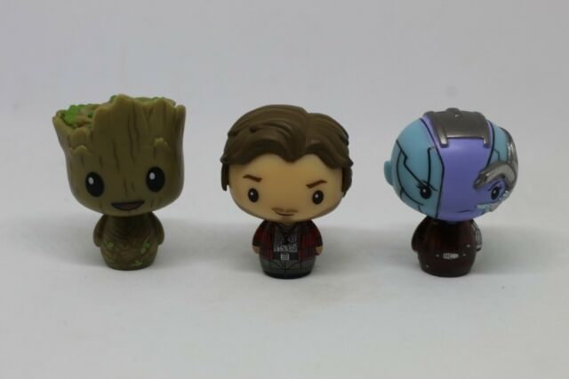 Gardians of the Galaxy Pint Size Heroes Rocket And Groot