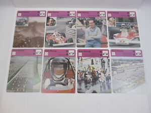 1977 79 Sportscaster 8 Card Lot Auto Racing Italy P31 Ebay