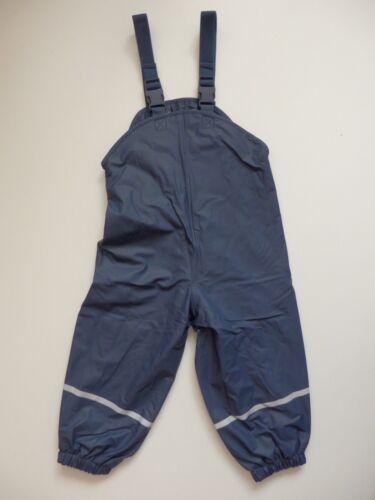92 86 Playshoes Baby Bambini Pioggia Pantaloni fanghiglia Pantaloni Buddel Pantaloni Tg