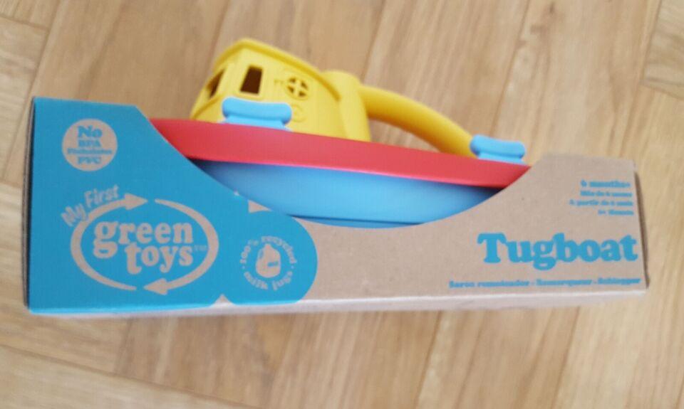 Andet legetøj, Båd, Greentoys