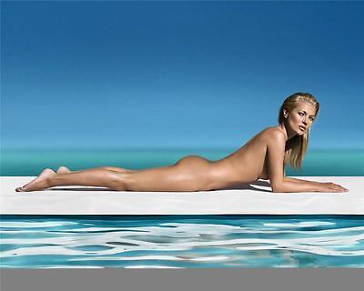 Kate Moss A4 Photo 8