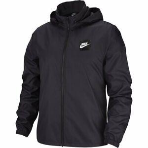 cáncer solar dominio  Nike Sportswear Jdi Hd Woven Cortavientos Negro Hombre | eBay