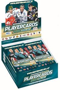EBEL Playercards 2016/17: 2x Serie 1 oder 2 Karten frei wählbar Eishockey - Graz-Straßgang, Österreich - EBEL Playercards 2016/17: 2x Serie 1 oder 2 Karten frei wählbar Eishockey - Graz-Straßgang, Österreich