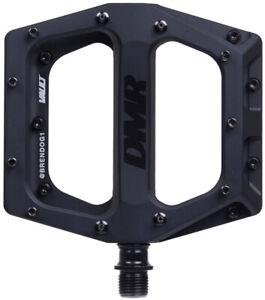 DMR Vault Brendog Flat Pedals Stealth Black
