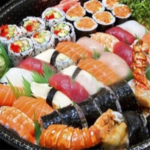 1000x Japanese Bento Box Divider Sushi Decoration Grass Partition sets Baran CS