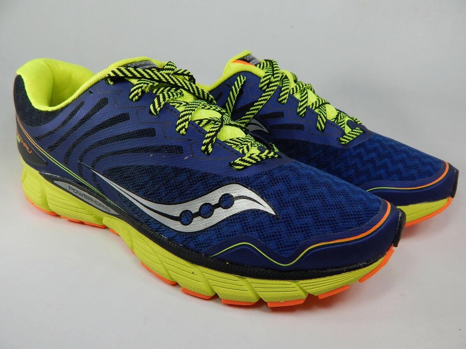 Saucony Breakthru 2 tamaño nos 9 m (D) EU 42.5 para hombres zapatos para correr azul S20304-2