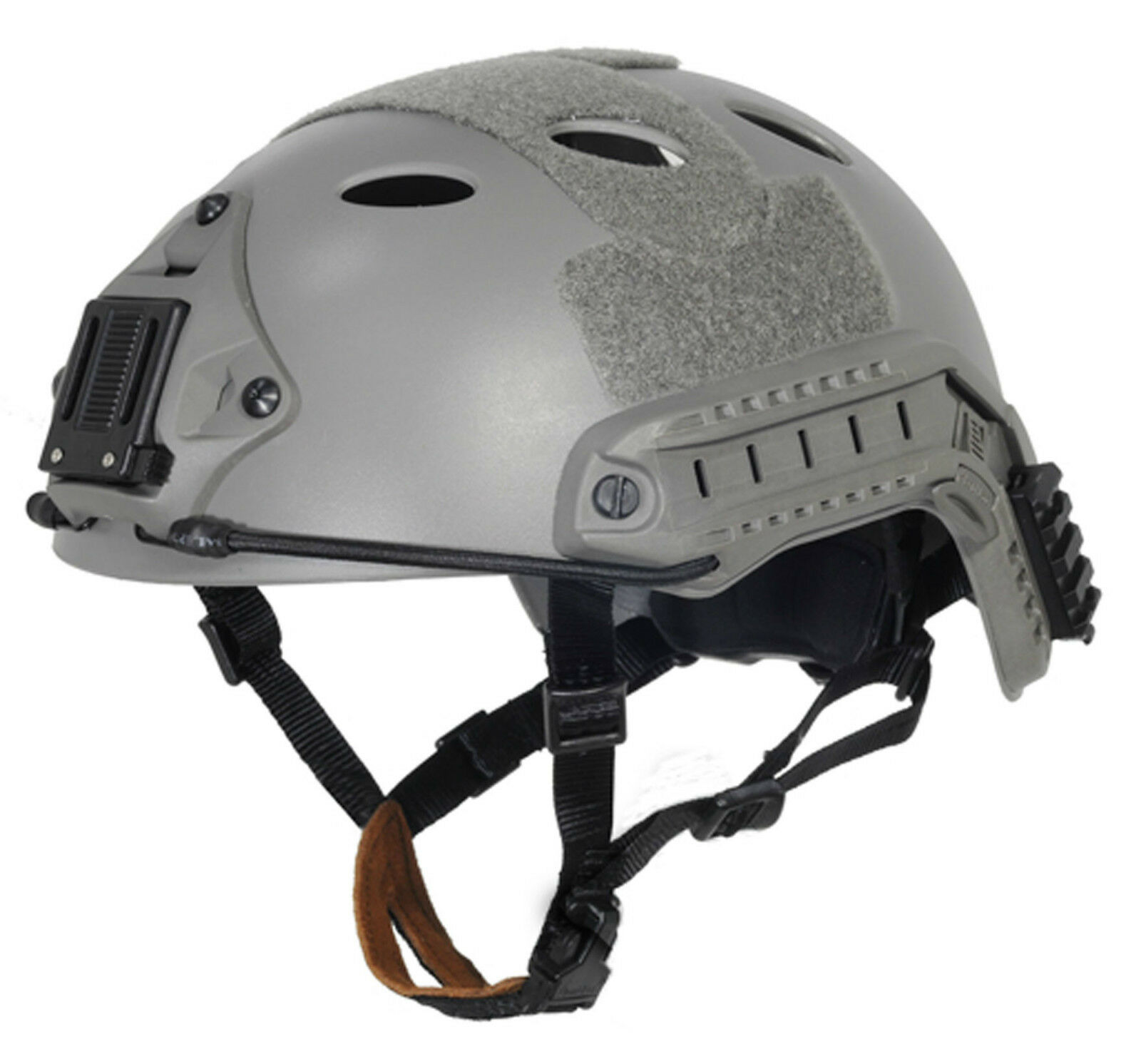 Military Tactical Airsoft Paintball FMA FAST Helmet-PJ TYPE FG T696 L XL