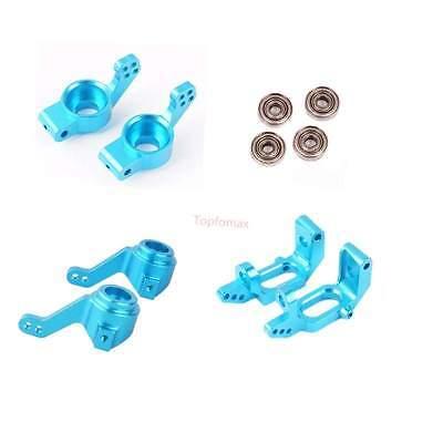 RC HSP 1/10 Model Car 02013 02014 02015 Blue Upgrade Part 102010 102011 102012