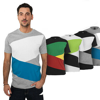 Urban Classics Zig Zag T-shirt Zig Zag/5 Colours/S-xxl
