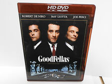 Goodfellas (HD DVD) This DVD will only play in HD DVD Players Only !!!