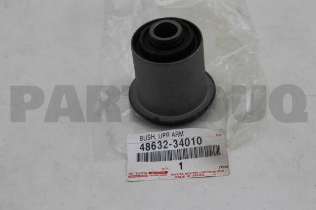 Genuine Toyota Upper Control Arm Bushing 48632-34010