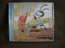 Time to Dance 2002 Scooter.Hotel Saint George. BRAND NEW NUOVO SIGILLATO CD