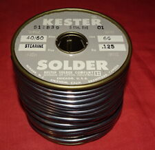 """20 AIM Lead Tin Alloy 50//50 Solder Bar 13.5/"""" USA Sale Only 20 pounds MZ0601"""