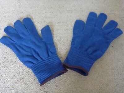 Costruttivo Blue Termica Liner Guanti Medium-