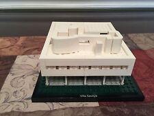 Used Lego Architecture 21014 Villa Savoye - Retired Set Incomplete Assembled