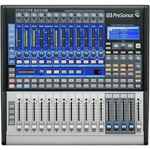 PRESONUS STUDIOLIVE 16.02 USB (New open box /free shipping in Canada/neuve boite ouverte) Canada Preview