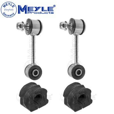 MEYLE Front Stabilizer Links /& Bushes 1160600028 x2 /& 1004110046 x2