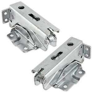 Pair-Genuine-Electrolux-Integrated-Fridge-Door-Hinge-2211202037-211201039-Top-amp