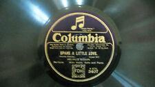 10165 -  Melville Gideon - Bariton - Spare A Little Love - Alouette - Schellack
