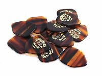 D'andrea Guitar Picks 12 Pack Pro Plec 330 Shape Homeplate 1.50mm