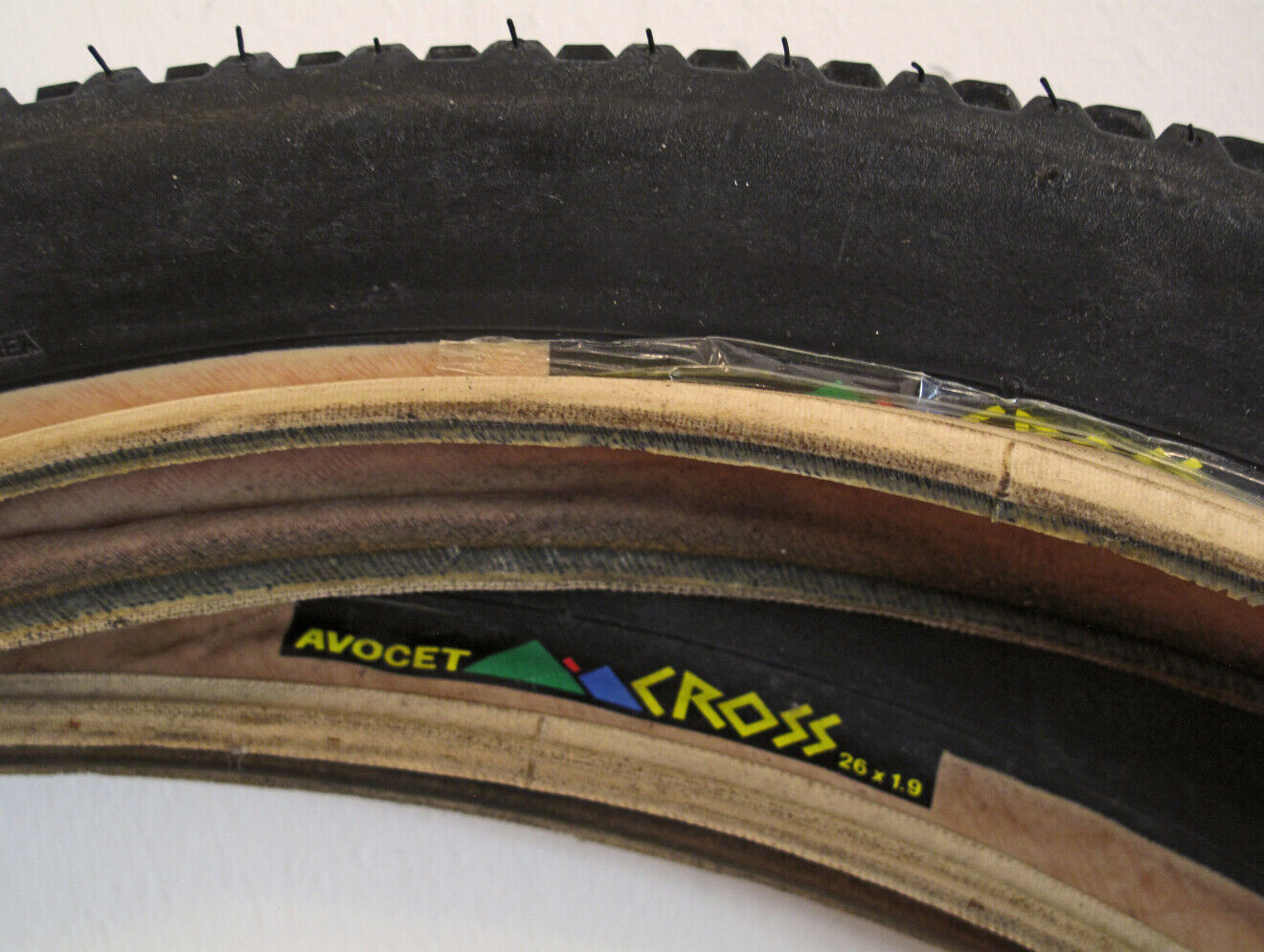 NOS Avocet Cross MTB tire Reifen vintage Neu RARE 1 Paar   one pair