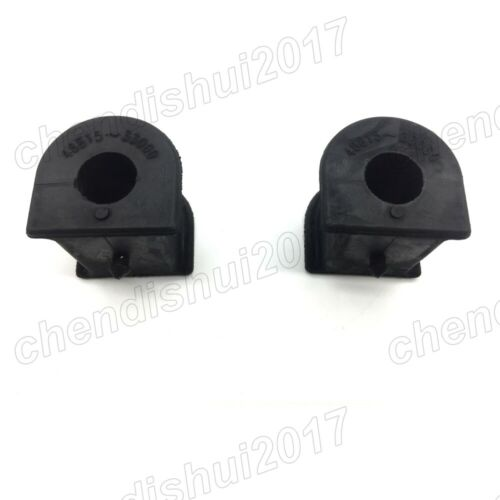 2Pcs Front Stabilizer// Sway Bar Bushing For LEXUS RX300 TOYOTA CAMRY 48815-33060