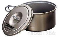 Evernew Eca424 Titanium Pot 1.9l Non-stick Ceramic Coating (f/s With Tracking)