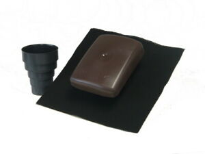 Domus Universal Roof Cowl Tiled Slated Pitched 100mm 110mm 125mm 150mm 160mm 5014662013662 Ebay