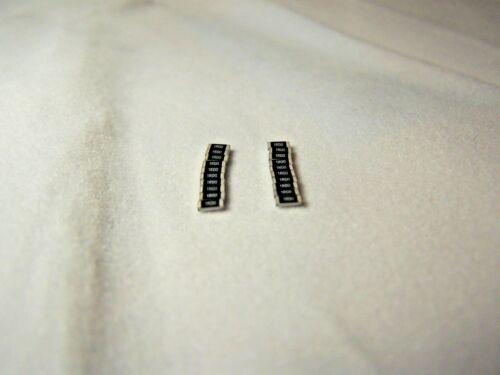1R00 SMD//SMT 1206 resistors 1 Ω Ohm YAGEO