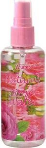 PURE-Natural-Bulgarian-ROSE-WATER-Cleanser-Moisturizer-Toner-100ml-3-4oz-Spray