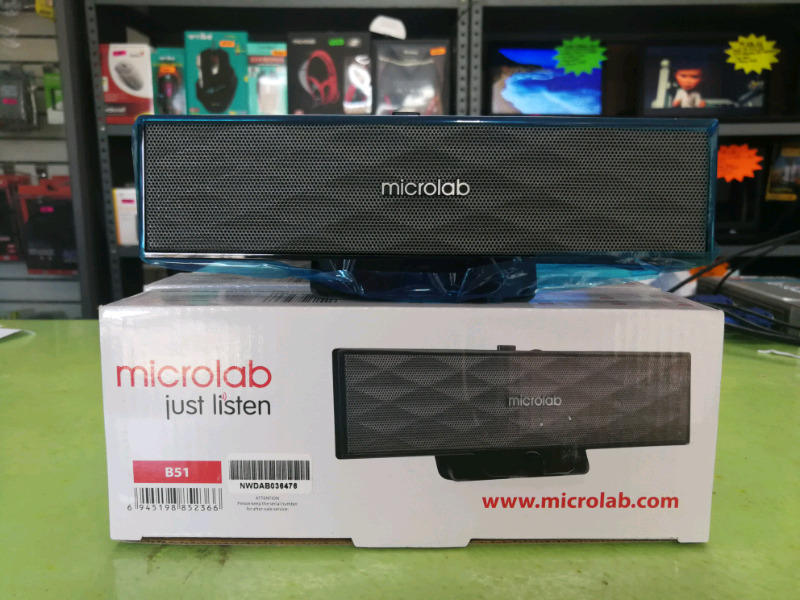 Laptop and PC soundbar