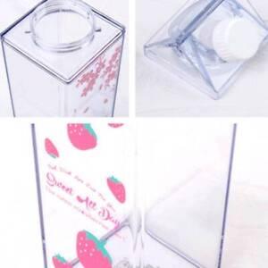 Sakura-Strawberry-Sports-Water-Bottle-Milk-Box-Drinking-Bottle-Portable-Hot