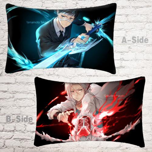 Gokudera Hayato Yamamoto Takeshi Bedding Pillow Case New Katekyo Hitman Reborn