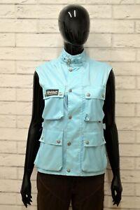 Giubbino-BELSTAFF-Donna-Taglia-Size-40-Jacket-Cappotto-Giubbotto-Smanicato-Gilet