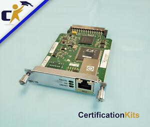 Cisco-HWIC-1FE-1-Port-Fast-Ethernet-High-Speed-WAN-Int-Card-1-Yr-Wnty