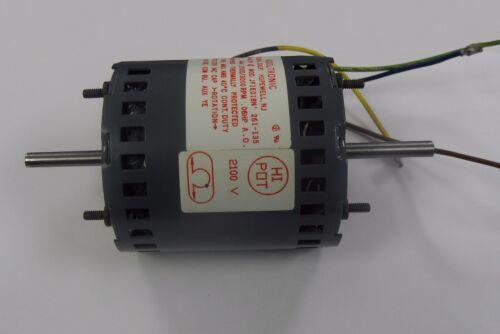 50//60 Hz A.O 1//16 HP Smith Electric Motor JF1E018N 2500//3000 RPM 240 V