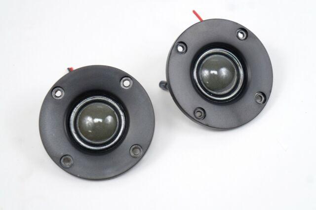 2ps 25MM 12Ω 50W Dome silk film tweeter Neodymium Speaker Loudspeaker Home audio