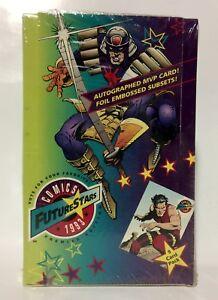 1993-Future-Stars-Comics-Premier-Edition-36-packs-Card-Box-Factory-Sealed