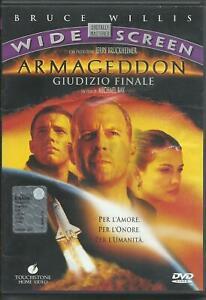 Armageddon-Giudizio-finale-1998-DVD-1-edizione-Warner