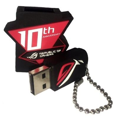 Asus ROG Limited Edition Collectors 10 Year Anniversary 16GB USB Memory Stick
