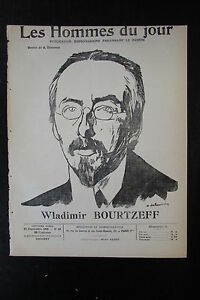 Wladimir-Bourtzeff-Caricature-Drawing-the-Men-the-Jour-No-No-88-of-1909