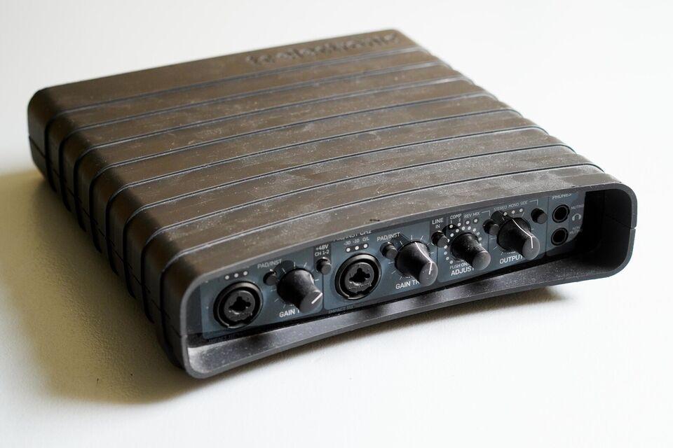 Lydkort, TC Electronic Impact Twin