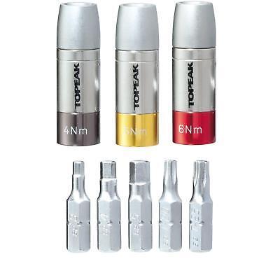 Intenzionale Topeak Nano Torq Box 3 Versioni 4 Nm 5 Nm 6 Nm Coppia Di Trafilatura Mini Utensile- Medulla Benefico A Essenziale