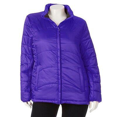 New Plus Size Zeroxposur Women S Puffer Jacket Coat