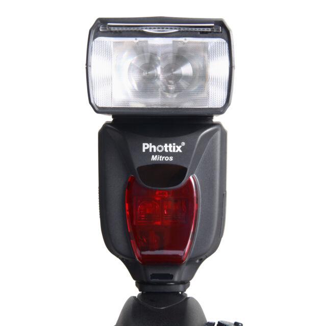 Phottix Mitros TTL FLash for Canon ->Free US Shipping