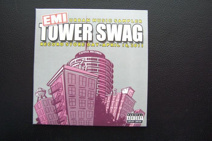 Record Store Day 2011 RSD - EMI Tower Swag Urban Music