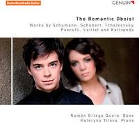 Ramon Ortega Quero - Romantic Oboist [new Cd] on Sale