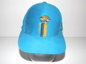 Image is loading Jacksonville-Jaguars-Vintage-Logo-Athletic-Pro-Line-Hat- 48579ba906a1
