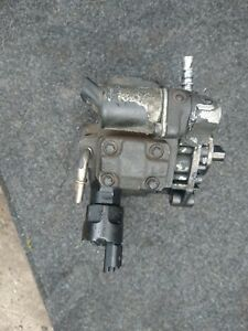 CITROEN-C4-PICASSO-2008-Diesel-Injection-Pump-2-0HDi-DW10BTED4